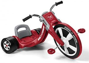 Radio Flyer Deluxe Tricycle