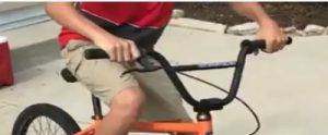 fix the brakes of tricycle